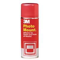 3M PhotoMount Aerosol Adhesive 200ml HPMOUNT