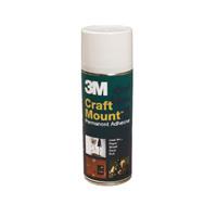 3M CraftMount Aerosol Adhesive 400ml ARTHOBBY