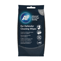 AF Hearing Protection Wipes EPCW040