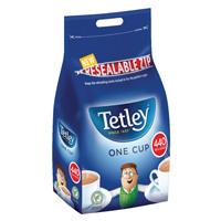 Tetley One Cup Tea Bag (Pack of 440) 1054J