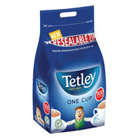 Tetley One Cup Tea Bags Catering (Pack of 1100) 1018K