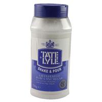 Tate & Lyle White Shake & Pour Sugar Dispenser 750g KTPTLSS