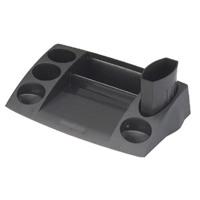 Avery DTR Eco Desk Tidy Black DR400