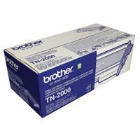 Brother HL-2030 Black Laser Toner Cartridge TN2000