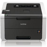 Brother HL-3150CDW Colour Laser Printer Duplex Wireless Black HL3150CDW