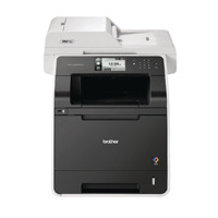 Brother MFC-L8850CDW Colour Laser All-in-One Printer With Fax Duplex Wireless Black MFCL8850CDWZU1