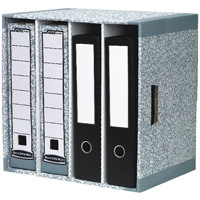 Bankers Box Grey File Store (Pack of 5) 01840