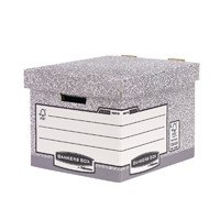 Fellowes Heavy Duty Bankers Box Standard Buy 1 Get 1 Free BB810474