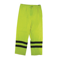 Proforce High Visibility Trousers Class 1 Extra Large Yellow HV03YL-XL