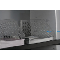 Shelf Divider 6in Clear BSDP5 (Pack of 5)