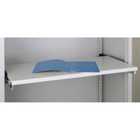 Bisley Rollout Shelf Light Grey ROSH-45