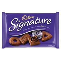 Cadbury Signature Biscuits 15388