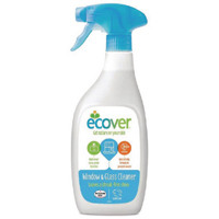 Ecover Window and Glass Spray 500ml 1003028