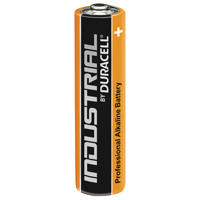 Duracell Industrial AAA Alkaline Batteries 81484523 (Pack of 10)