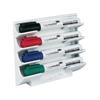 Legamaster White Magnetic Marker Holder 7-1220-00