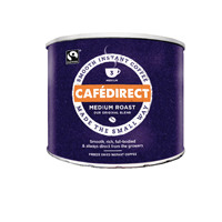 Cafedirect Fairtrade Freeze Dried Instant Coffee 500g TWI4101