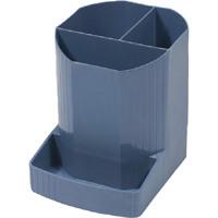 Exacompta Forever Pen Pot Blue 675101D