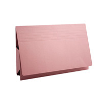 Guildhall Pink Probate Document Wallet Pack of 25 PRW2-PNK