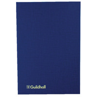 Guildhall Account Book 80 Pages 6 Cash Columns 31/6 1018