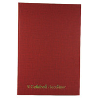 Guildhall Headliner Book 80 Pages 298x203mm 38/14 1151