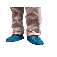 Shield Overshoes 14 inch (Pack of 2000) Blue Df01