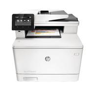 HP Color Laserjet Pro MFP M477fdw Multifunction Laser Printer CF379A