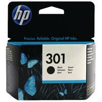 HP 301 Black Ink Cartridge CH561EE
