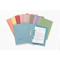 Guildhall Foolscap Buff Transfer File Pack of 25 346-BUFZ