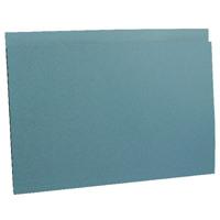 Guildhall Foolscap Blue Heavyweight Folder Pack of 100 FS290-BLUZ