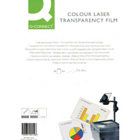 Q-Connect Laser Colour OHP Film (Pack of 50) KF00142