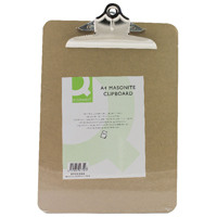 Q-Connect Clipboard Masonite A4 KF01304