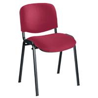 Jemini Claret Multi Purpose Stacking Chair KF03345