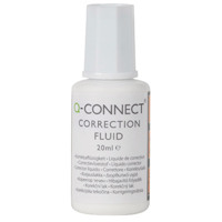 Q-Connect Correction Fluid 20ml (Pack of 10) KF10507Q