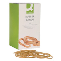 Q-Connect Rubber Bands 500g Number 33 KF10538