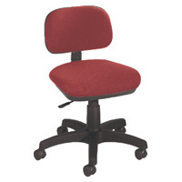 Jemini Typist Chair Claret KF50206