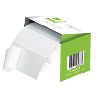 Q-Connect Adhesive Address Label Roll 102x49mm (Pack of 180) 0073024