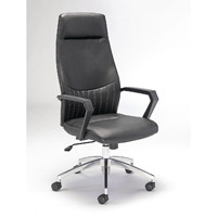 FF Avior Tantalus Leather Look Chair KF74822