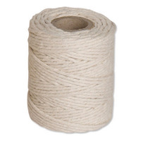 Flexocare Cotton Twine 250Gms Medium White (Pack of 6) 77658009