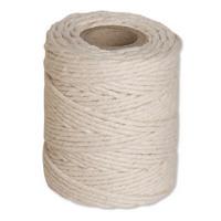 Flexocare Cotton Twine 500Gms Medium White (Pack of 6) 77658010