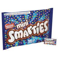 Nestle Mini Smarties Boxes Treatsize Multipack 260g 12250552