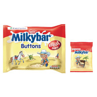 Nestle Milkybar Buttons Treatsize Multipack 189g 12132820
