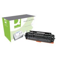 Q-Connect HP 304A Remanufactured Black Laserjet Toner Cartridge CC530A