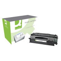 Q-Connect Brother Remanufactured Black Toner Cartridge TN3280