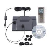 Olympus Silver Pro Dictation & Transcription Kit V403121SE010