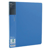 Pentel Recycology Wing A4 20 Pocket Blue Display Book (Pack of 10) DCF442C