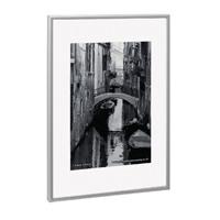 Photo Album Company Brushed Aluminium A4 Certificate Frame PAAFA4B
