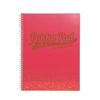 Pukka A4 Jotta Notebook Coral 8243-BLS