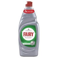 Fairy Platinum Hand Dish Washing Liquid 615ml 4084500900509