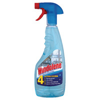 Windolene 4ACTION Glass and Shiny Surfaces Cleaner 500ml 0111817