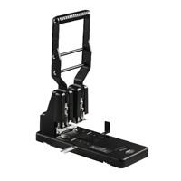 Rexel HD2300 Ultra Heavy Duty 2 Hole Punch Black 2100994